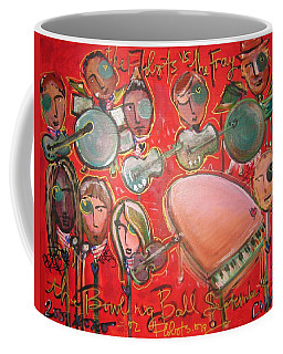 The Fray And The Flobots Coffee Mug