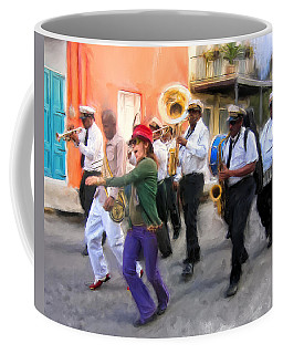 The French Quarter Shuffle Coffee Mug