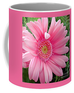 Coffee Mug featuring the photograph The Friendly Petal Wave by Sue Melvin