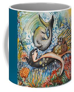 Friends 2 Coffee Mug by Rita Fetisov