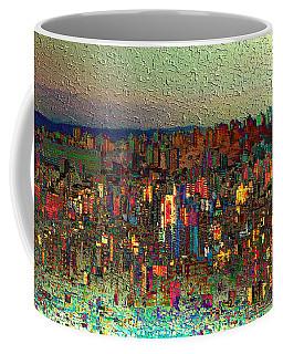 The Fun Side Of Town Coffee Mug