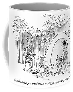 The Fun Part Coffee Mug