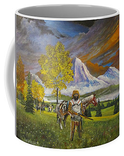 The Fur Trappers Coffee Mug