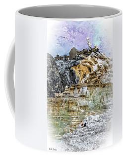 The Galaxian Traveler Corp Coffee Mug