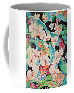 The Gallery Of Orchids 1 Coffee Mug
