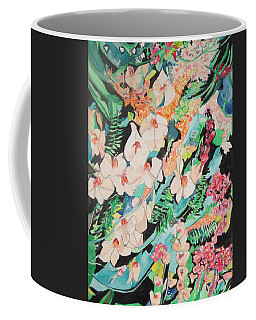 The Gallery Of Orchids 2 Coffee Mug
