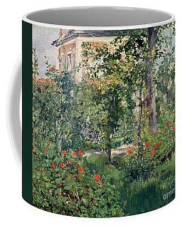 The Garden At Bellevue Coffee Mug