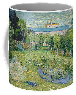 The Garden Of Daubigny Coffee Mug