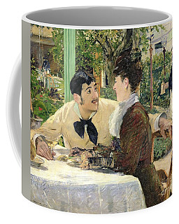 The Garden Of Pere Lathuille Coffee Mug