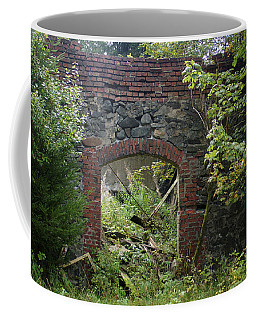The Gate Into Nothingness Coffee Mug
