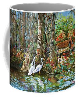 The Gathering - Louisiana Swamp Life Coffee Mug
