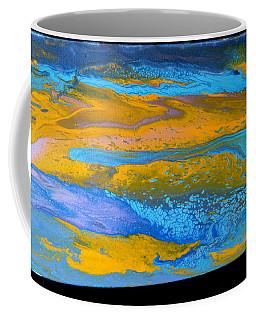 the GATOR in abstracr Coffee Mug