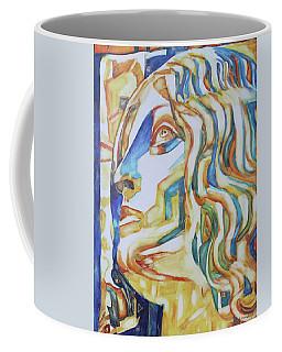The Gaze - Inspired By Tullio Lombardo, 1460-1532 Coffee Mug