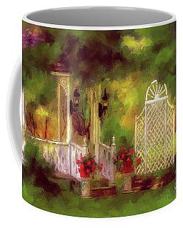 The Gazebo In Summer Coffee Mug