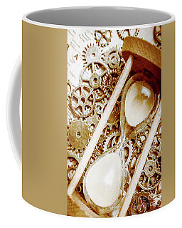 The Gears Of Space Time Coffee Mug