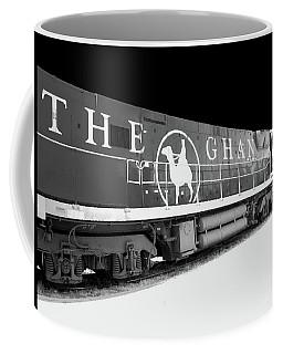 The Ghan Bw Coffee Mug