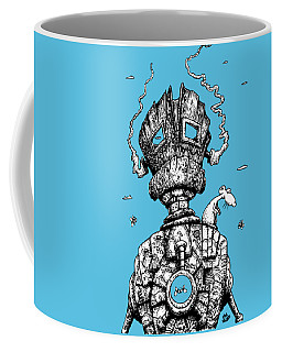The Ghost In The Machine Coffee Mug