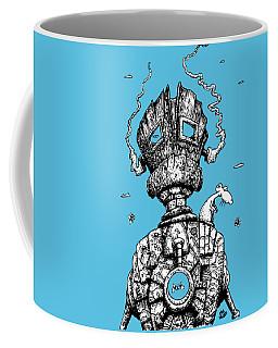 The Ghost In The Machine Coffee Mug
