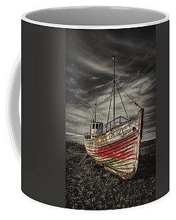 The Ghost Ship Coffee Mug