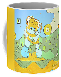 The Gift Of Love Coffee Mug
