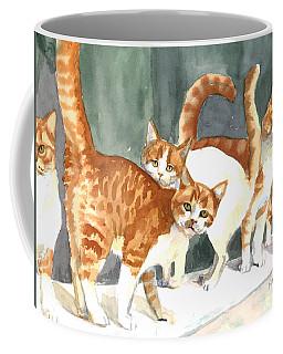The Ginger Gang Coffee Mug
