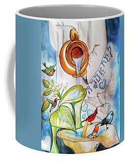 The Giver Of Love Coffee Mug