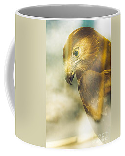 The Glass Case Eagle Coffee Mug
