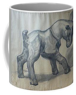 The Glass Goat Coffee Mug