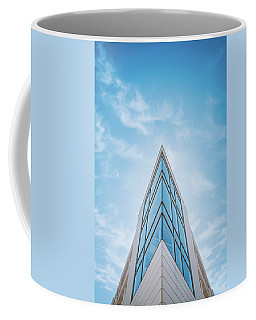 The Glass Tower On Downer Avenue Coffee Mug