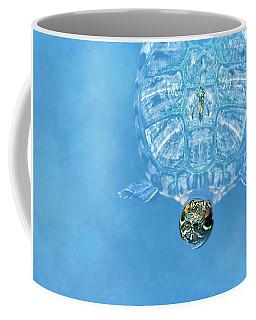 The Glass Turtle Coffee Mug