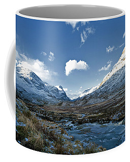 The Glen Of Weeping Coffee Mug