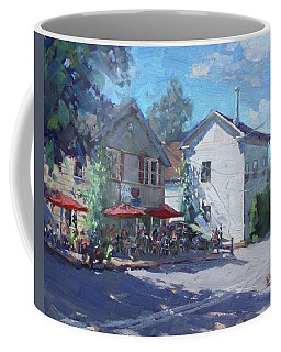 The Glen Oven Cafe Coffee Mug