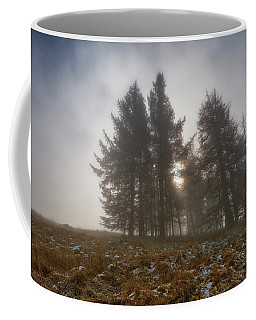 Coffee Mug featuring the photograph The Gloomy Sunrise by Jeremy Lavender Photography