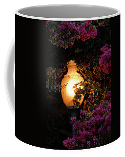 Coffee Mug featuring the photograph The Glow by Howard Bagley