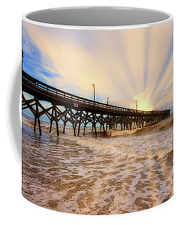 The Glow Of Sunrise Coffee Mug