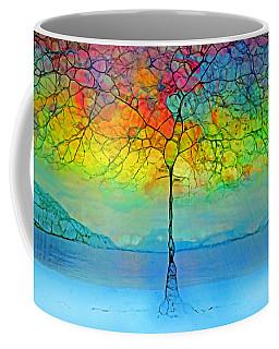The Glow Tree Coffee Mug