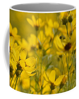 The Gold Of Almost Autumn #1 Coffee Mug