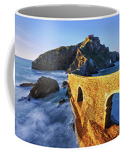 The Golden Bridge Coffee Mug