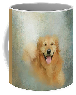 The Golden Coffee Mug