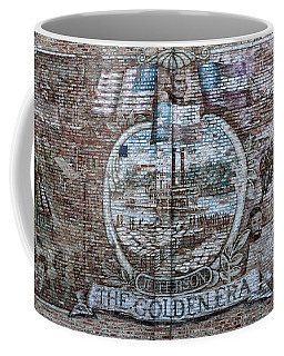The Golden Era Coffee Mug by Ellen O'Reilly