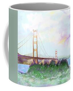 The Golden Gate Coffee Mug