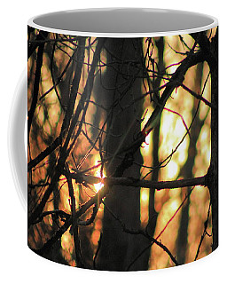Coffee Mug featuring the photograph The Golden Hour by Bruce Patrick Smith