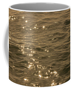The Golden Ocean Coffee Mug