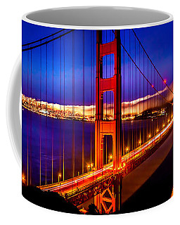 The Golden Path Coffee Mug