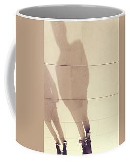 The Golden Path - Shadows Coffee Mug