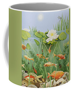 The Golden Touch Coffee Mug