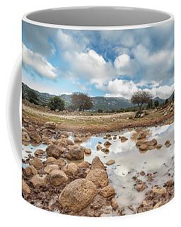 The Golgo Coffee Mug