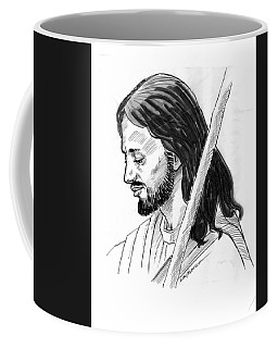 The Good Shepard Coffee Mug by John Lautermilch
