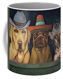 The Good,the Bad And The Ugly Coffee Mug