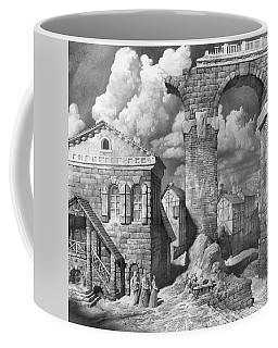 The Ghosts Of The Dark Age Coffee Mug